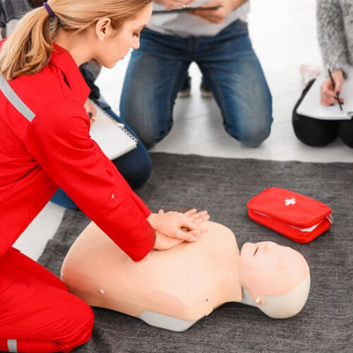 Treinamento Primeiros Socorros